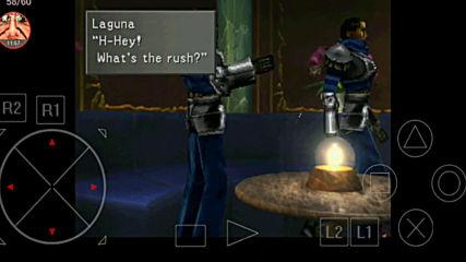 Final Fantasy 8 - част 16 - Свалката на Laguna и Julia