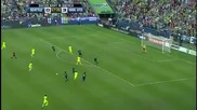 Seattle Sounders vs Manchester United