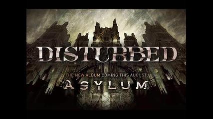 Disturbed - I still Havent Found What Im Looking For (asylum)