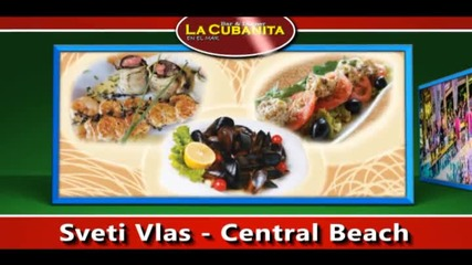 La Cubanita En El Mar Свети Влас