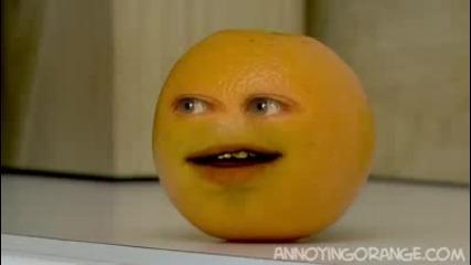 annoying orange grandpa lemon