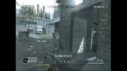 Call Of Duty 4 - Gameplay :sleight Of Hand