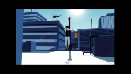 Mirrors Edge- Интро към Играта /hd