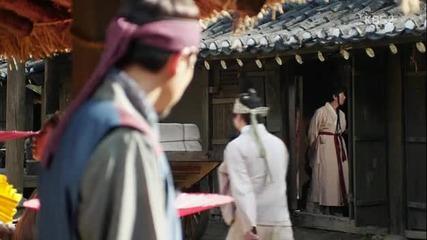 Бг субс! The Fugitive of Joseon / Беглецът от Чосон/ епизод 12 част 2/2