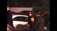 Nicole Scherzinger Caught At Les Deux Nigh