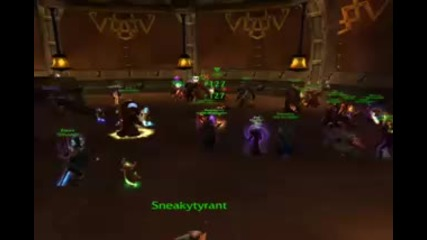 Horde Raids Ironforge