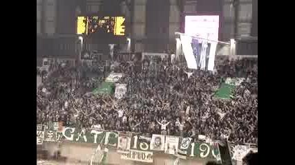 Pao - Olympiakos