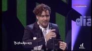 David Bisbal Diez Mil Maneras & Entrega Premio a Cali & El Dandee Cadena Dial 2013 - 07/03/2014