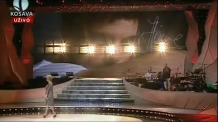 Goca Trzan - Pjesma Mediterana - Koncert In Memoriam Tose Proeski