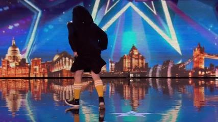 Най-лошият номер в Britain's Got Talent 2015