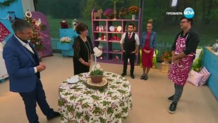 Оценка на журито - 3D торта - Bake Off (07.12.2016)