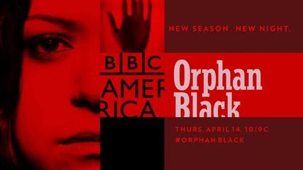 Orphan Black Сезон 4 - трейлър
