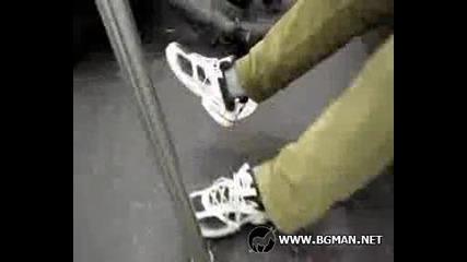 Плъх в метрото