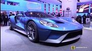 2016 Ford Gt - Exterior Walkaround - 2015 Detroit Auto Show