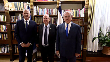 Israel: Netanyahu and Gantz hold meeting with President Rivlin to negotiate new government