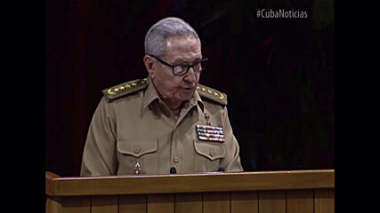 Cuba: Raul Castro announces his resignation as head of Cuba's Communist Party