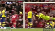 Ливърпул 2:2 Арсенал 21.12.2014