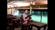 M16 се взривява
