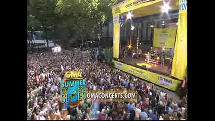 Performances @ Good Morning America - June 22nd 2007 (hdtv)