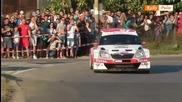Rally Tvardica 2013 - Dimitar Iliev Ss1 Detelina