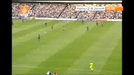 Hibernian 0:6 Barcelona Messi Goal