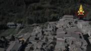 Аматриче, заснет от дрон след третото земетресение в Италия