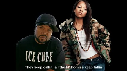 Ice Cube - Cold Places (lyrics Video)