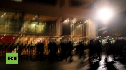 Canada: Police out in force as students occupy University of Quebec