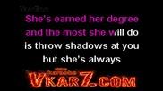 Fyfe Dangerfield - Shes Always A Woman - karaoke instrumental