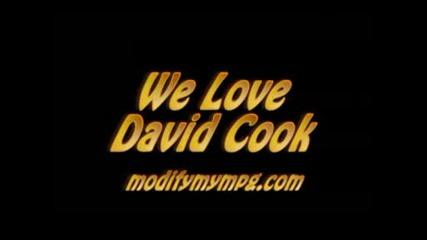 David Cook - Billie Jean (studio Version)