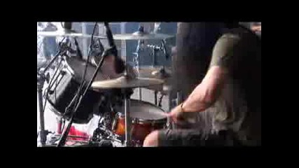 Brujeria - Colas De Rata at With Full Force 2007