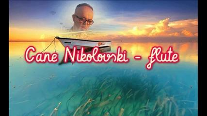 Cane Nikolovski -flute - Lihnida Kajće Veslaše