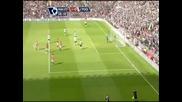 23.03 Манчестър Юнайтед - Ливърпул 3:0  Браун Гол