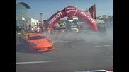 На какво е способно Porsche Carrera Gt Burnout