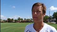Женският футбол в развитие