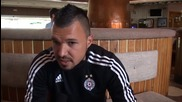Интервюто, което изстреля Божинов до висините на Стоичков и Бареков