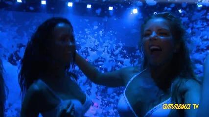 Espuma Party In Amnesia Ibiza
