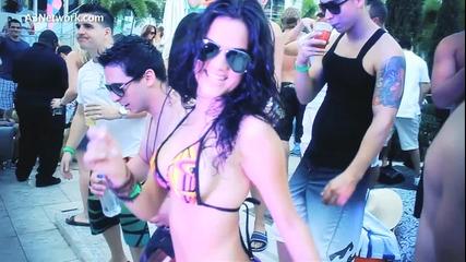 Нечовешко! Bikini Party Miami Beach ..