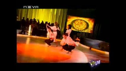 Нед и Николета - Народен танц Vip Dance