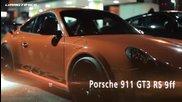 Porsche 9ff G T 3 Rs vs 911 Protomotive 1200 vs G T- R Ams Alpha 12+