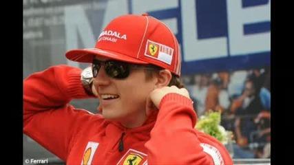 Kimi Raikkonen 2009 - снимки
