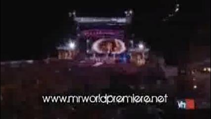 Justin Bieber Baby Live at the Pepsi Super Bowl Fan Jam 2010