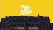 Major Lazer - Roll The Bass ( Official Lyric Video)