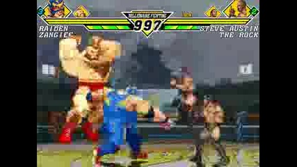 Wwe Vs Capcom