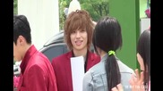 [fancam] 120602 Niel s cute moments at Mbc Music Core mini fanmeeting