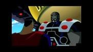 Justice League Unlimited - Сезон 3 Епизод 13 Final