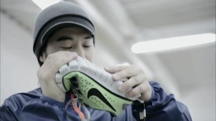 Nike музикални обувки
