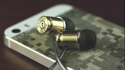 Ето как се правят слушалки от гилзи