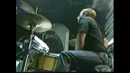 Green day boulevard of broken dreams live
