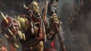 """Света на Уаркрафт """" Битката за Азерот """" [официален трейлър]"""